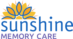 Sunshine Memory Care Logo, Dementia and Alzheimer's Treatment in Spokane, WA